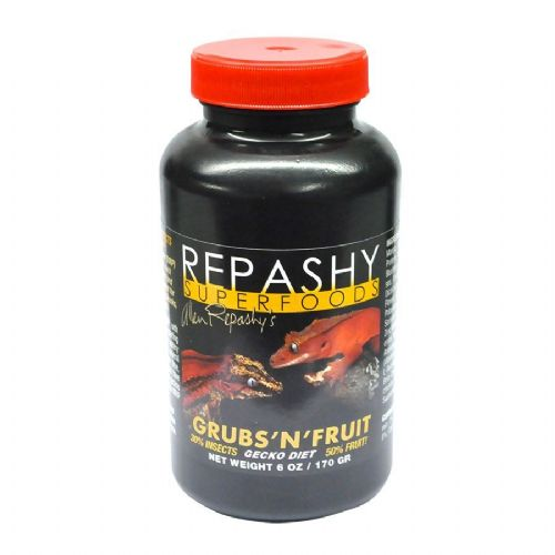 Repashy Superfoods, Grubs 'n' Fruit, 170g
